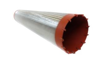 Borrkronor i metall för trä