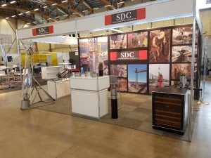 SDCAB on ELMI fair, Nordrill
