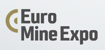 Besök oss på EUROMINE EXPO 2018